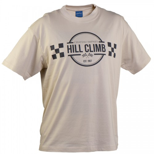 Official Chateau Impney Hill Climb T-Shirt